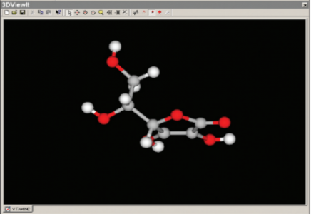 ChemWindow 3D ViewIt Application